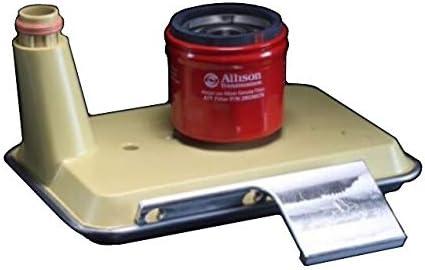 SunCoast favorite Diesel 37710-12L Allison Max 50% OFF Filter Transmission With Deep