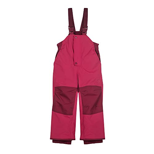 FINKID Schneehose Skihose TOOPE Persian Red Cabernet Gr. 100 110