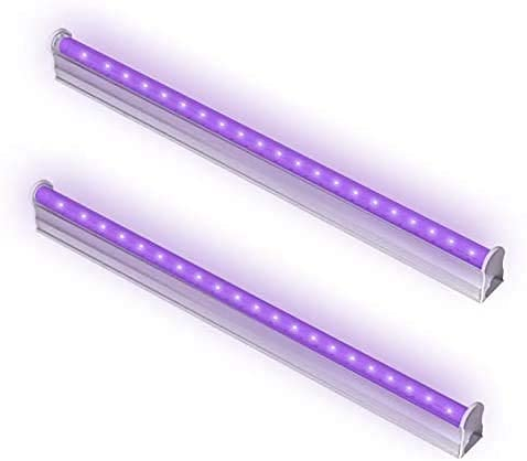 BRTLX Luz Ultravioleta USB LED,6W Portátil Lámpara de...