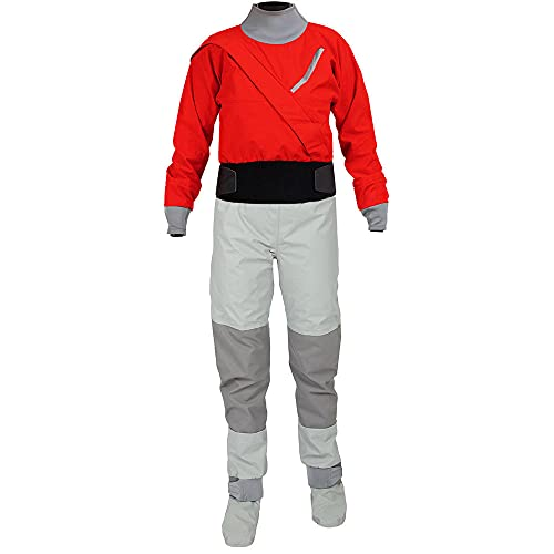 Drysuits Waterproof and Breathable Womens in Cold Water Kayak Drysuit