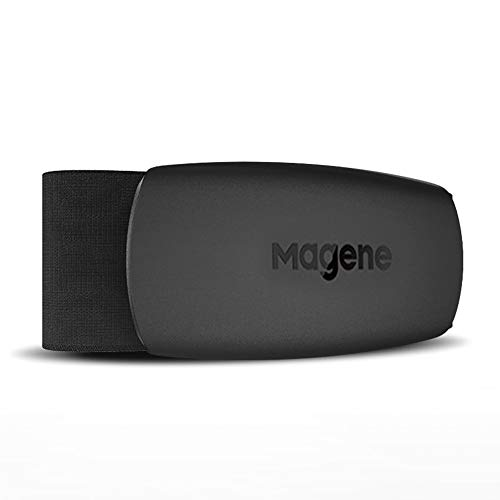 daj MAGENE H64 Bluetooth ANT+ banda para monitor de ritmo cardíaco, sensor de pulso