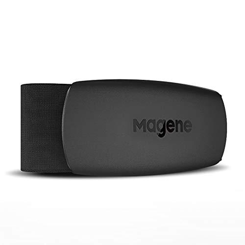 daj MAGENE H64 Bluetooth ANT+ banda para monitor de ritmo cardíaco, sensor de pulso ✅