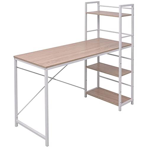 bokhylla med skrivbord ikea