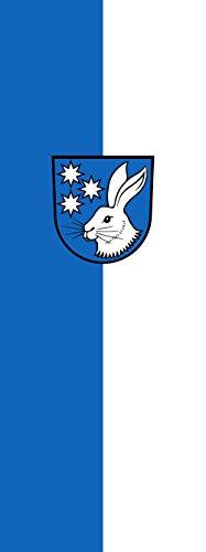 magFlags Drapeau Reilingen | Portrait Flag | 6m² | 400x150cm