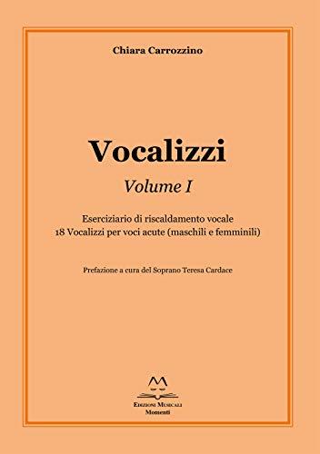 Vocalizzi. Con CD-Audio (Vol. 1)