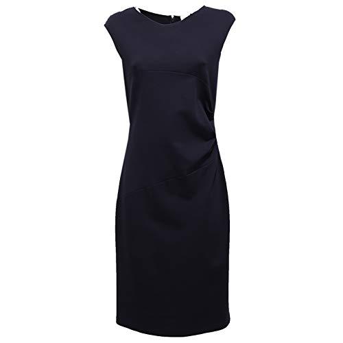 2169AA Abito Donna Armani Collezioni Vestito Blue Dress Woman [48]