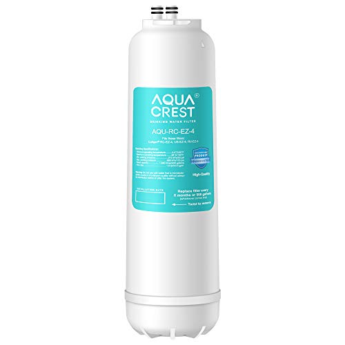 AQUACREST RC 4 EZ-Change Premium Water Filtration Replacement Cartridge, Replacement for all...