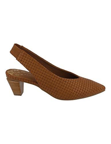 Zapato Mujer Pedro Miralles Trenzado Cuero 38