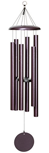 Corinthian Bells 44-inch Windchime, Plum