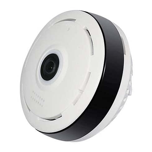Cámara IP HD 960P 360 Grados Ángulo De Visión Completa Mini CCTV Cámara De Audio De Dos Canales 1.3MP Network Security WiFi VR Cámara Panorámica IR