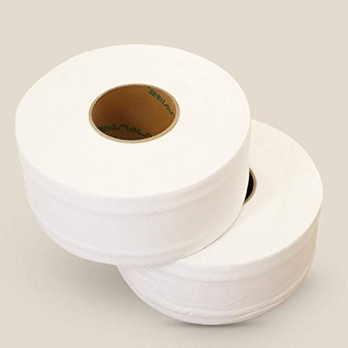 Toiletrolpapier Jumbo Soft Roll Home Toiletpapier 3-laags Native Wood Toiletpapier Pulp Vloeipapier Sterke wateropname