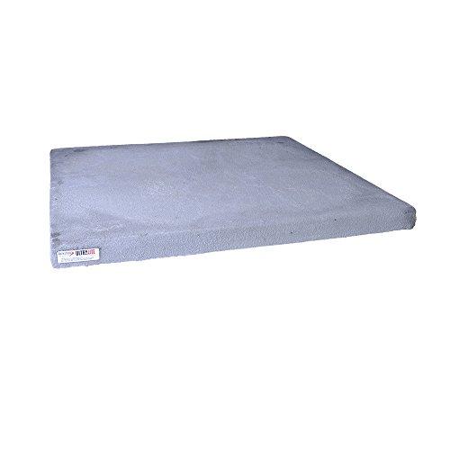 DiversiTech UC3648-3 Ultralite Concrete Equipment Pad, 36' x 48' x 3', 37# per Pad