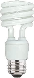 Westinghouse 3794500, 13w CFL Light Bulb, (60W Equal) 2700K Soft White 82 CRI 900 Lm, 8-Pack