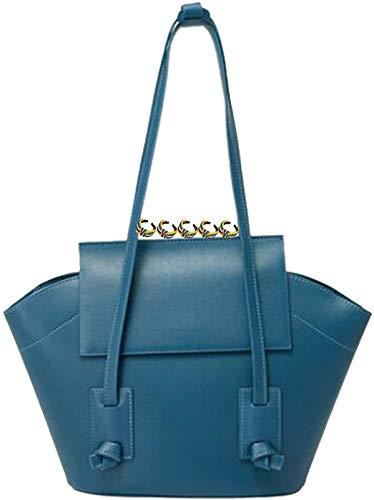 ANZRY Leder Damen Handtaschen Retro Umhängetaschen Casual Wings Taschen Armbrust Taschen Große Kapazität Einfache Taschen,C