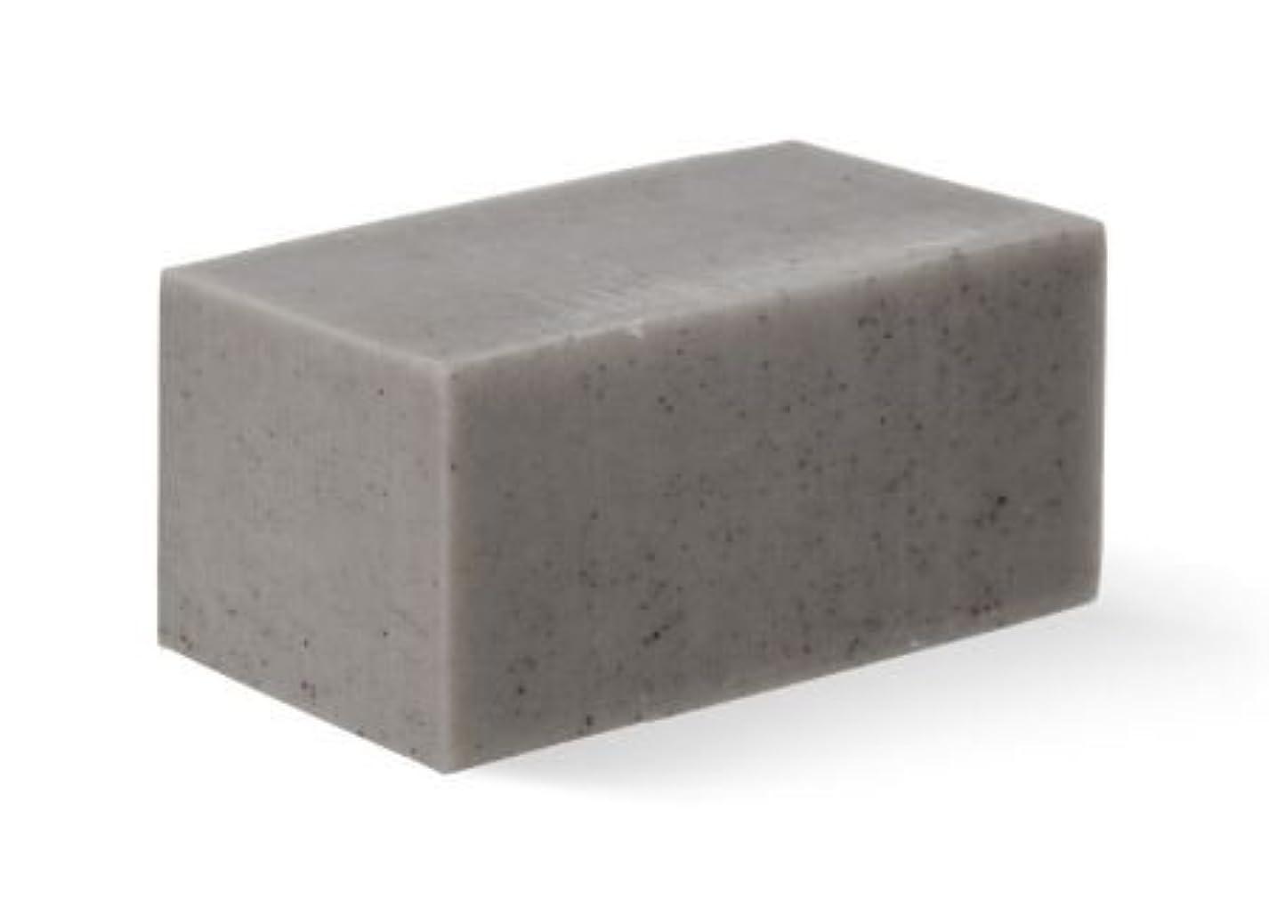 のみ不規則性イーウェル[Abib] Facial Soap grey Brick 100g/[アビブ]フェイシャルソープグレー ブリック100g [並行輸入品]