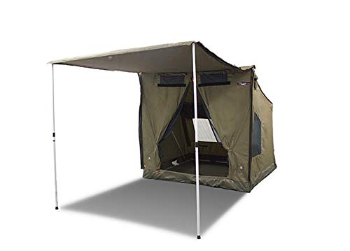Oztent 30 Second Expedition 2-3 Person Tent (38 Lb) 6.6 ft(W) x 6.6 ft(D) x 6.6 ft(H) + 6.6 ft(Awning)