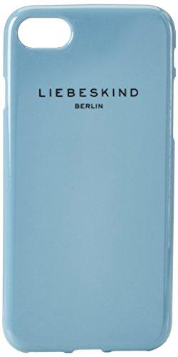 Liebeskind Berlin Damen Mocap7 Tpu Handyhülle, Blau (Dusk Blue), 1x14.5x7 cm