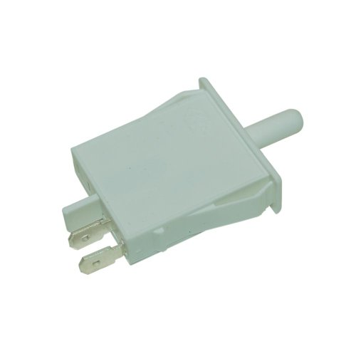 Auténtico frigorífico frigorífico Indesit C00075585 - Interruptor de lámpara