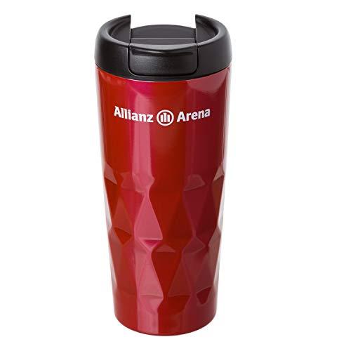 FC Bayern München Thermobecher - Allianz Arena - Kaffee Becher, Mug, Coffee to go FCB