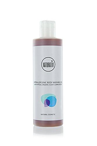 Natural Hypoallergeen wasgel, per stuk verpakt (1 x 280 ml)
