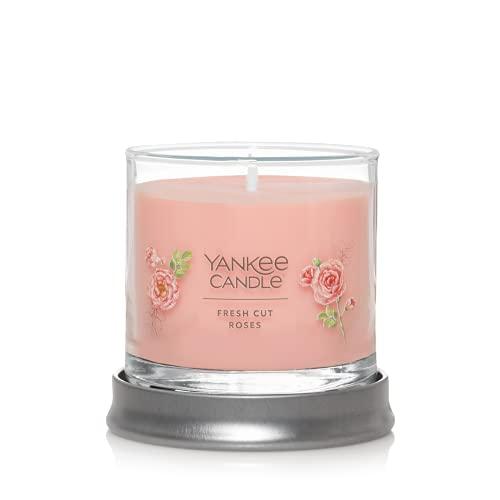 Yankee Candle Fresh Cut Roses Signature Small Tumbler Candle