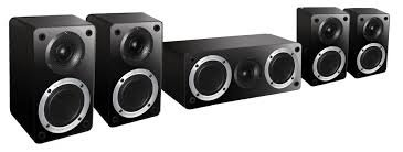 Taga inmove 5.0 5.0 Home Theater Pack Negro