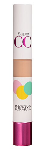 Physicians Formula Super CC Color-Correction + Care Concealer, Light/Medium, 0.14 Ounce, SPF 30