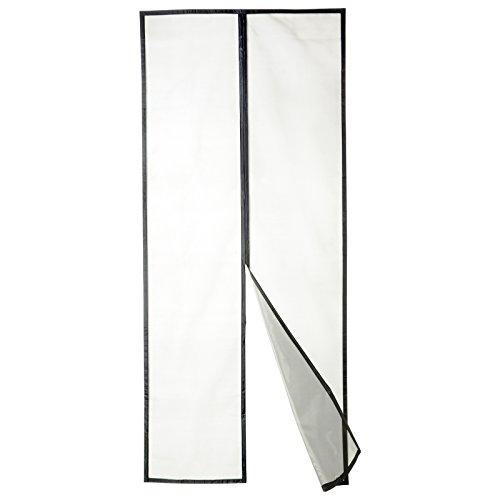 Apalus New Fiberglass Magnetic Screen Door, 36