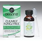 Develop 10 Custom Nails Clearly Fungi Free 1 oz.