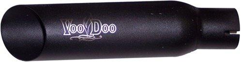 VooDoo Industries VER1K9B Black Exhaust for Yamaha YZF-R1