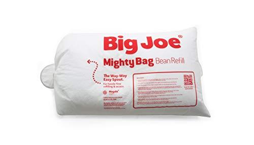 Big Joe Bean Refill, 1 pack, White , 100 L, -