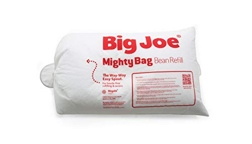 Big Joe Bean Refill, 1 pack, White , 100 L, -