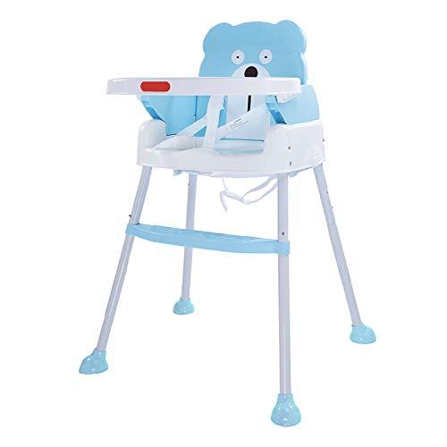 Maydolly(メイドリ)多機能ベビーハイ&ローチェア 子供ポータブルテーブル お食事椅子 6ヶ月から6才まで ...