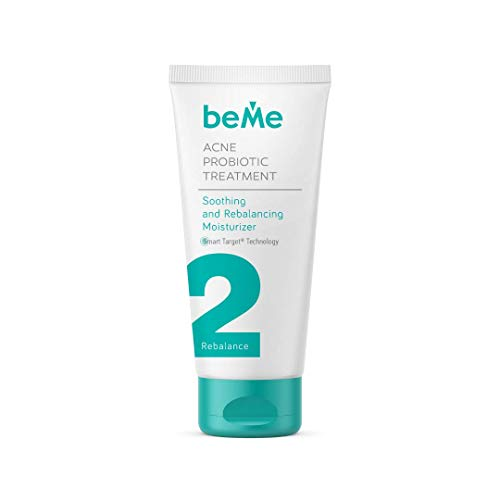 Anti-Akne, Rebalancing and Moisturizing Cream, 50 ml, Anti Akne Feuchtigkeits- und Balance Creme mit Probiotika