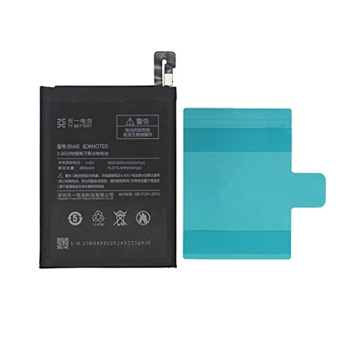 [TY BETTERY] Bateria Compatible con BN45 Xiaomi Redmi Note 5 Pro