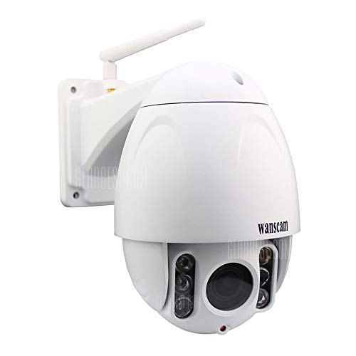 Wireless IP Speed Dome Camera PTZ Wanscam HW0045 Full HD 1080P