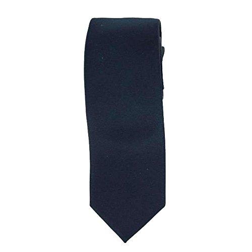 Cotton Park - Cravate 100% soie bleu ciel - Homme