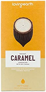 Loving Earth Caramel Chocolate 80 g