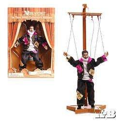 "6½"" Joey Fatone Marrionette Action Figure -"