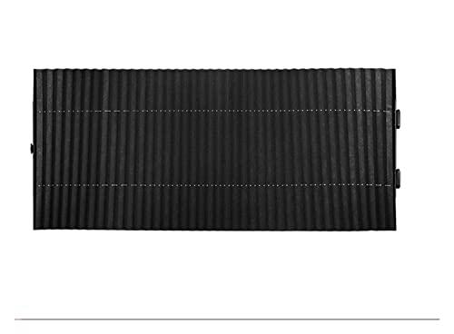 QINQIN Solshades de Parabrisas Ajuste for el Coche Parasol Sun Shade Cover Interior Auto Sunshade Funda Front Window Coche Pantalla de Parabrisas Sombra de Parabrisas Auto Accesorios