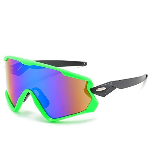Gafas de sol, gafas deportivas gafas de sol, gafas de sol polarizadas, gafas a prueba de viento a prueba de viento, gafas de ciclismo deportivas al aire libre para hombres hombres ( Size : G )