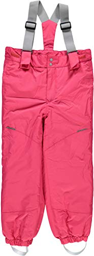 NAME IT Mädchen Funktions Skihose Schneehose Snowboard Overall 13154382 Teaberry Gr.140