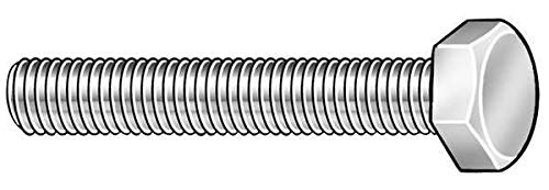 Hex Cap A surprise price is realized Screw 5 Our shop most popular 16 Inch Pk25 1-1 Inch-18 4 Inchbrass