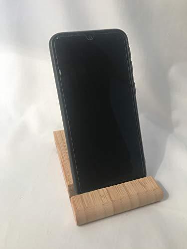 Ikea 303.588.75 BERGENES Halter für Mobiltelefon/Tablet aus Bambus