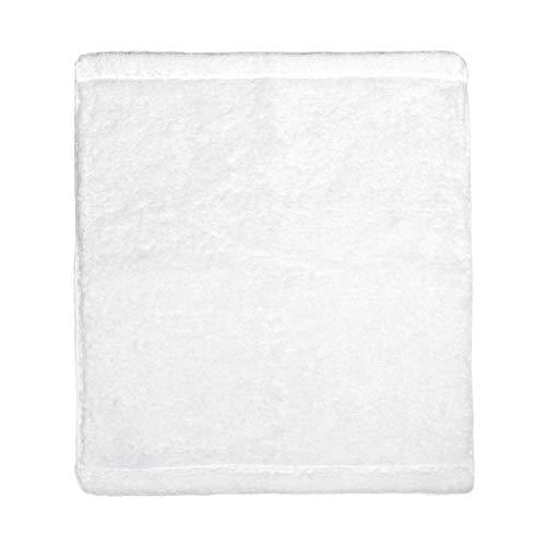 伊織 今治タオル yume -the soft towel- (ハンドタオル, ホワイト)