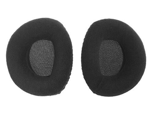WEWOM 2 hochwertige Ersatz Ohrpolster für Sennheiser RS 160 170 180 Wireless Kopfhörer aus Velour
