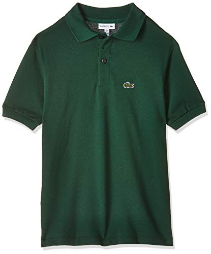 Lacoste Jungen Pj2909 Poloshirt, Grün (Vert), 5 Jahre (Herstellergröße: 5A)