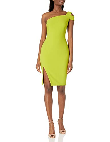LIKELY Damen Packard Dress Cocktailkleid, Apfelgrün 1, 32