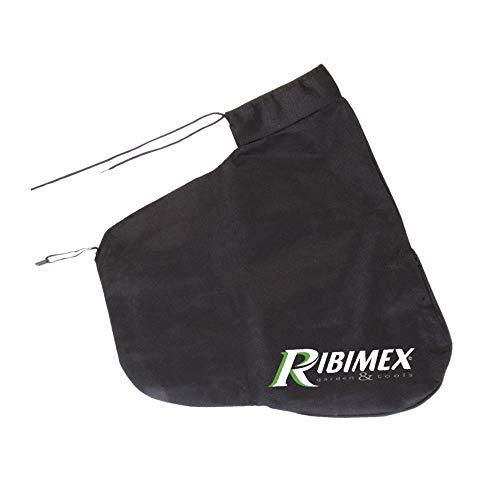 Ribimex PRASB2400/SAC Sacco per Aspiratore/Soffiatore, Nero