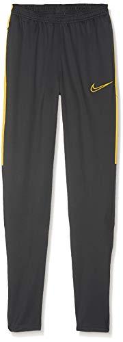 Nike Herren M NK Dry ACDMY KPZ Pants, Schwarz (Anthracite/Opti Yellow/Opti Ye), XS